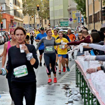 Peeroton Trinktipp zum Kleine Zeitung Graz Marathon