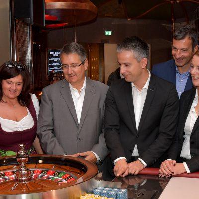 Pressekonferenz Casino Graz