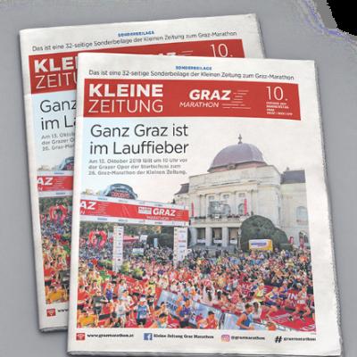 Graz Marathon Programmheft