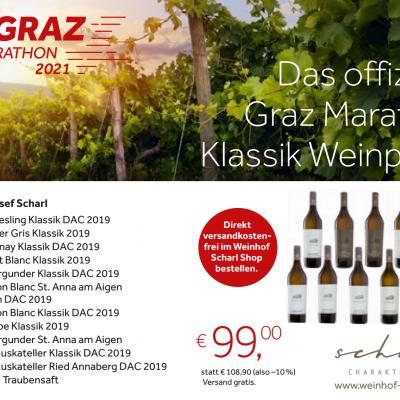 Graz Marathon Wein