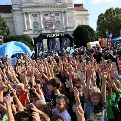 Graz Marathon Tag 1